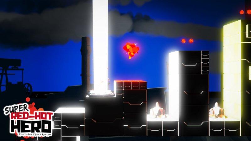 Super Red-Hot Hero截图第9张