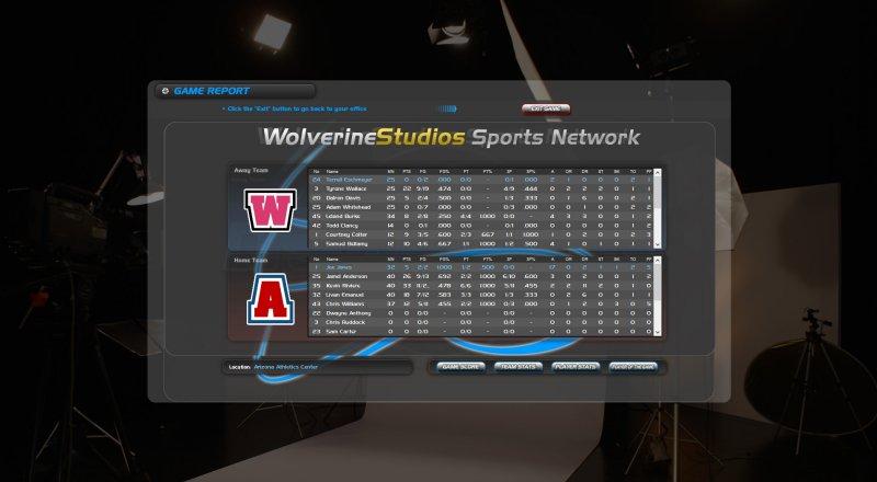 选秀日体育学院篮球3截图第1张