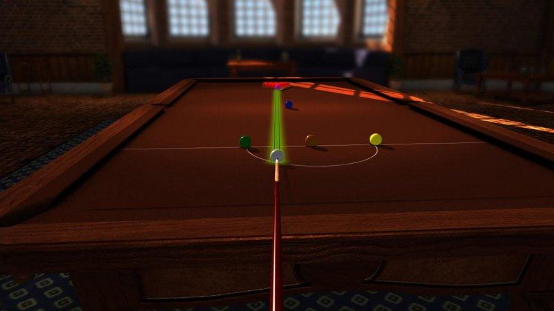 午夜3D台球截图第2张