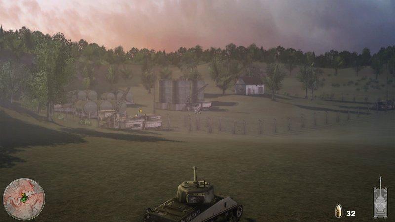 军事生活:坦克模拟器截图第2张