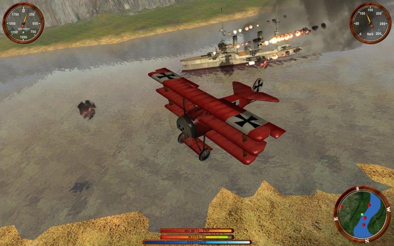 Flying Baron 1916截图第1张