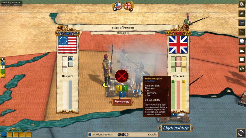 1812年:加拿大的入侵截图第1张