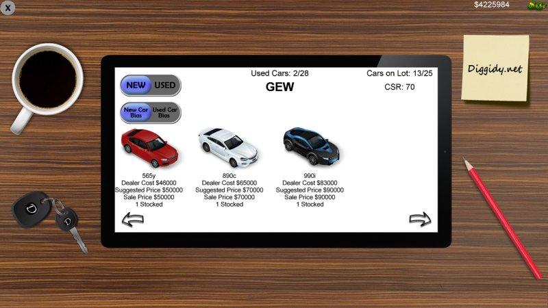 汽车经销商大亨截图第4张