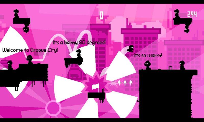 电子超级喜悦:Groove City截图第2张