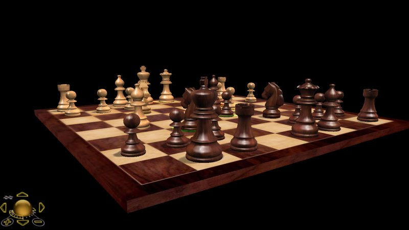 国际象棋 深弗里茨14截图第1张