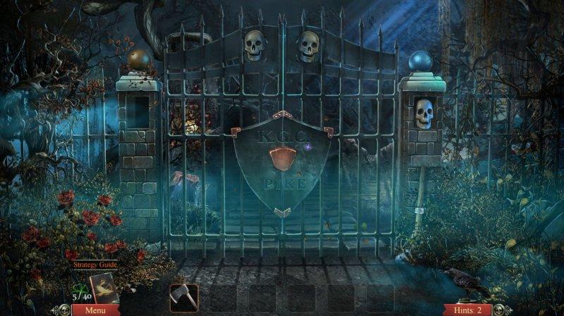 午夜之谜:亚伯拉罕的女巫 - 珍藏版截图第4张