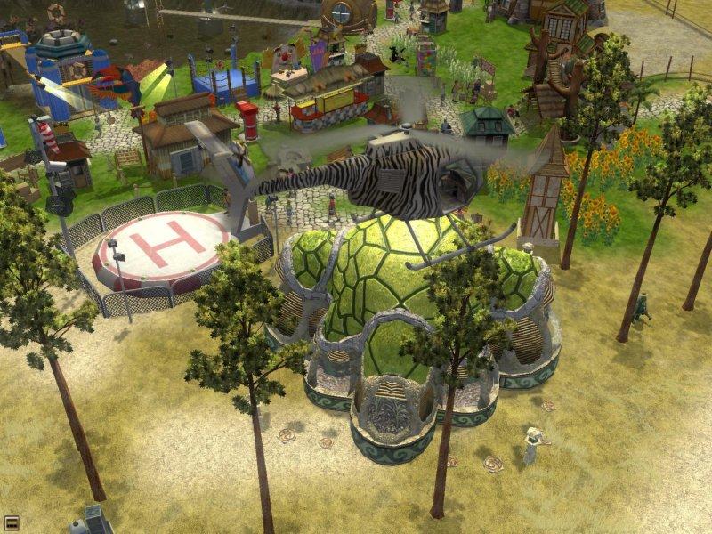 野生动物园2 - 疯狂的动物园截图第3张