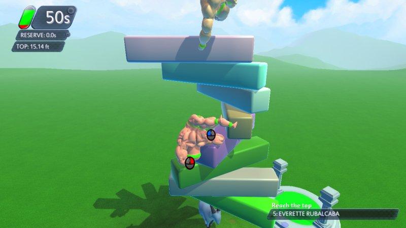 装载你的朋友3D:一个坚强的人是很好的攀登截图第3张