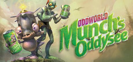 Oddworld:蒙克的奥迪西