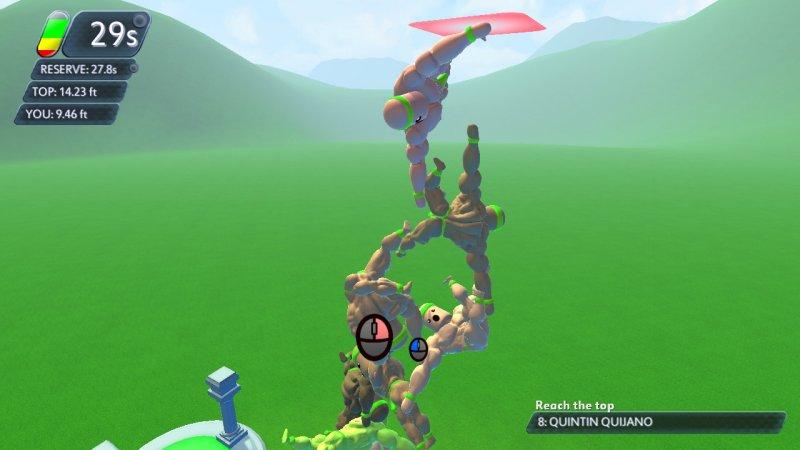 装载你的朋友3D:一个坚强的人是很好的攀登截图第1张