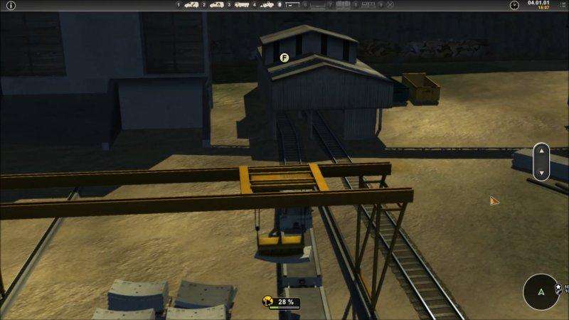 采矿和隧道模拟器截图第2张