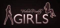 虚拟现实女孩
