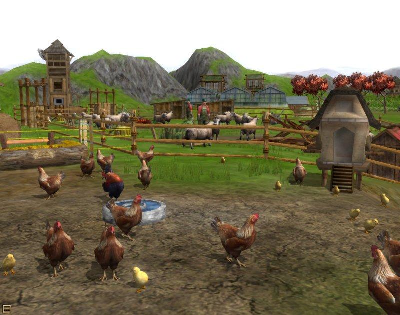 野生动物园2 - 农场世界截图第1张