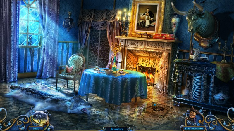 皇家侦探:雕像之王典藏版截图第4张