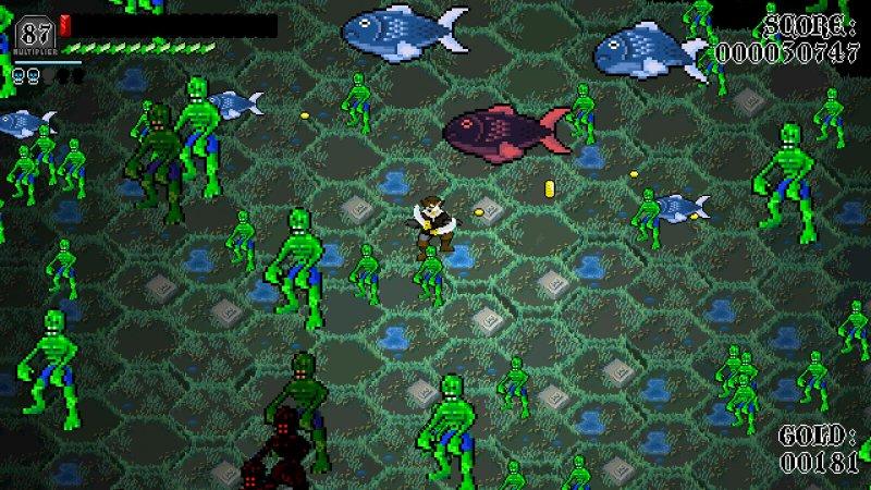 空间幽灵海盗僵尸猎人截图第3张