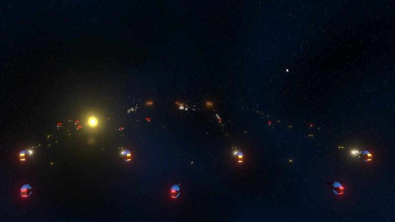 脉冲:太空作战截图第7张
