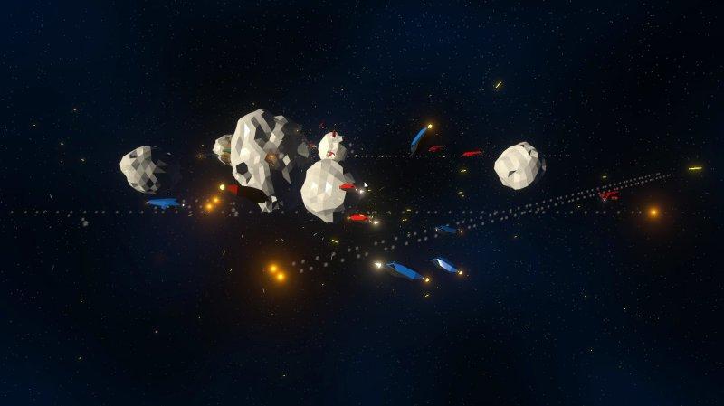 脉冲:太空作战截图第2张