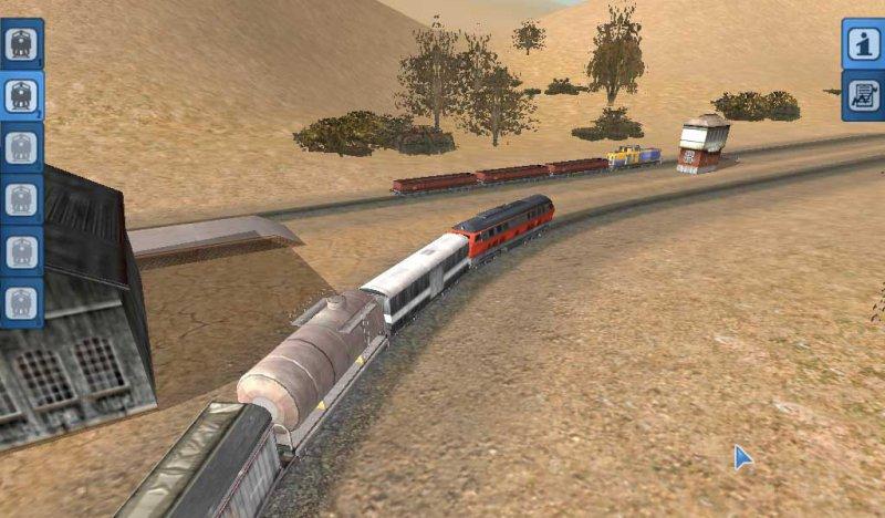 铁路干线截图第2张