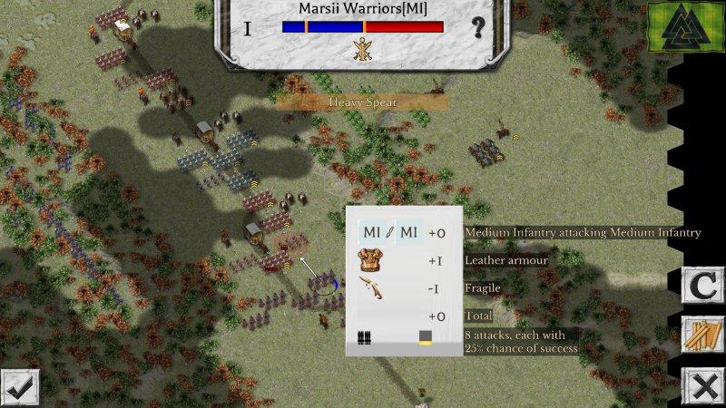 古代战争世界截图第3张