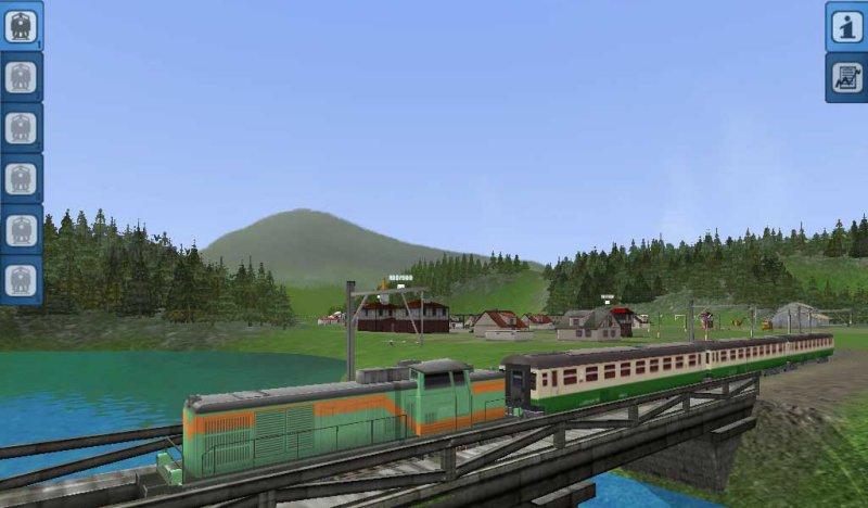 铁路干线截图第3张