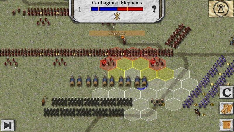 古代战争世界截图第2张