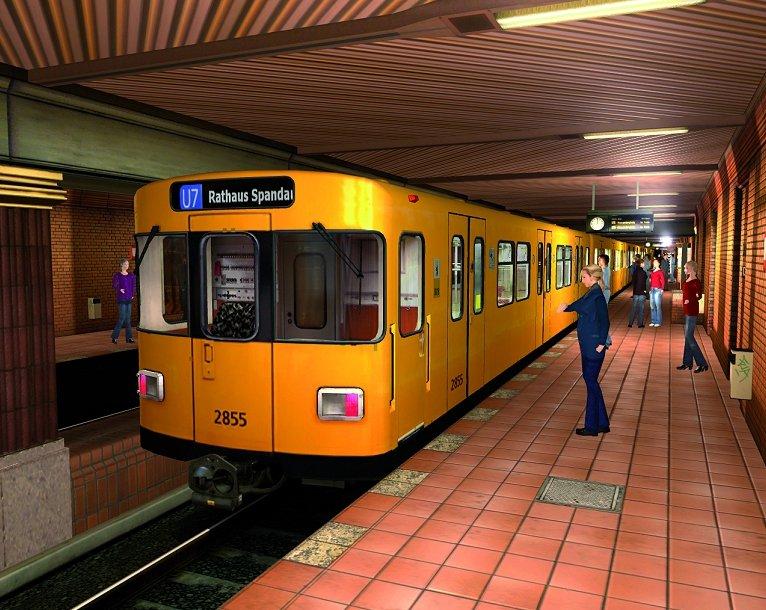 地铁世界第二辑:柏林截图第1张
