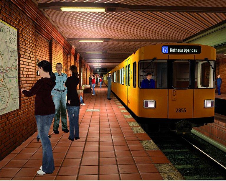 地铁世界第二辑:柏林截图第2张