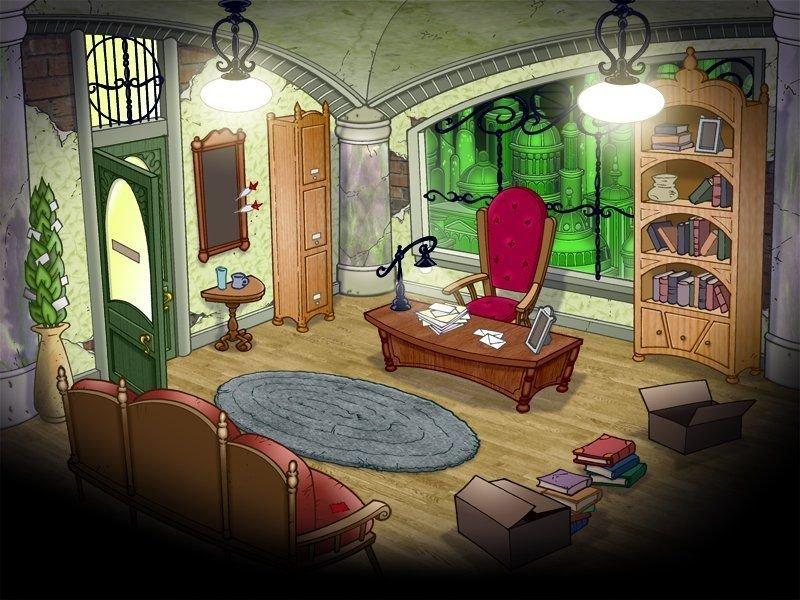 翡翠城之谜截图第2张