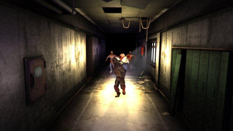 僵尸回廊截图第3张