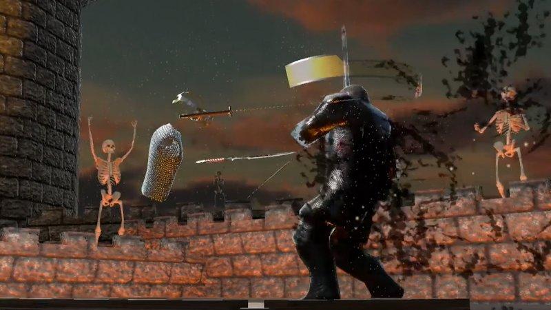 刀剑大师VR截图第6张