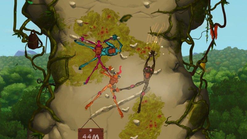 青蛙攀岩者截图第3张