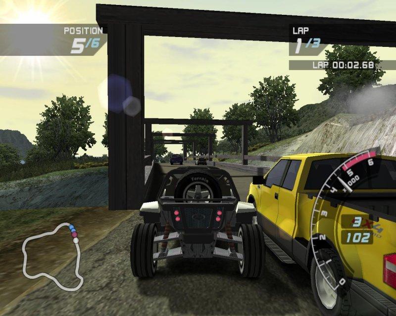福特赛车3截图第2张
