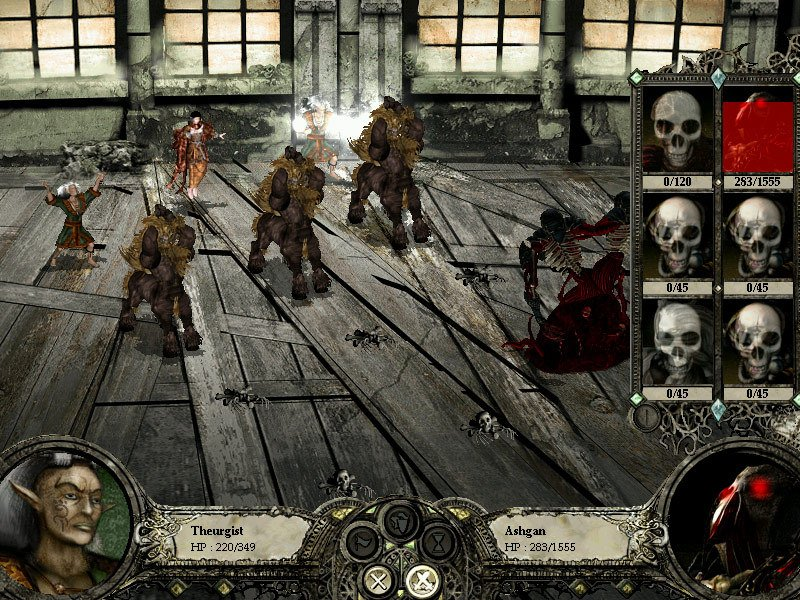 圣战群英传II:精灵之崛起截图第13张