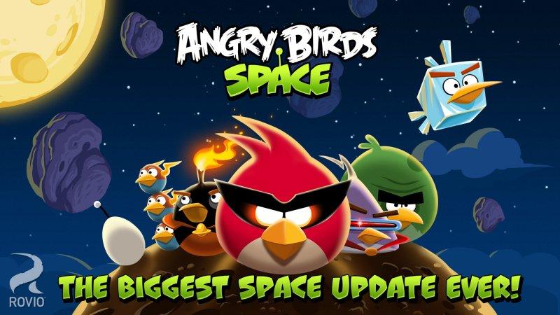 愤怒的小鸟:太空版截图第1张