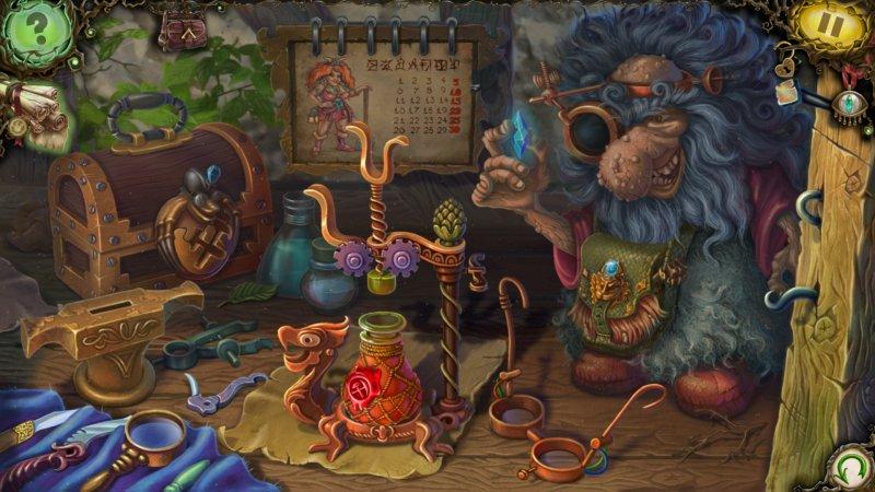 女巫的恶作剧:青蛙的财富收藏版截图第4张