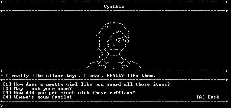 圣域RPG:黑盒版截图第4张