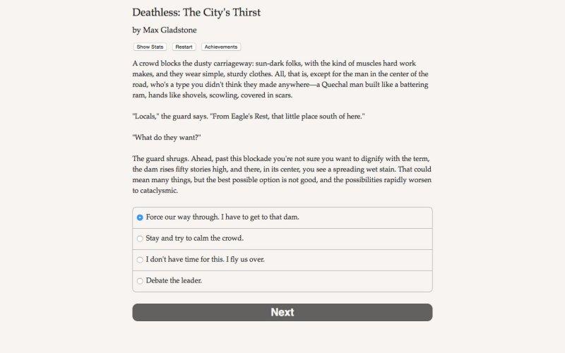死亡:城市的渴望截图第4张