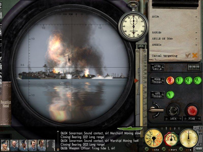 猎杀潜航III截图第1张