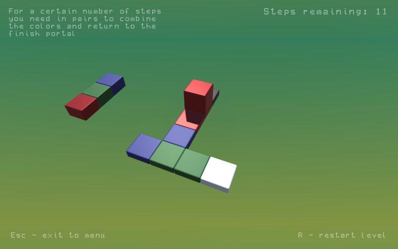 立方体截图第2张