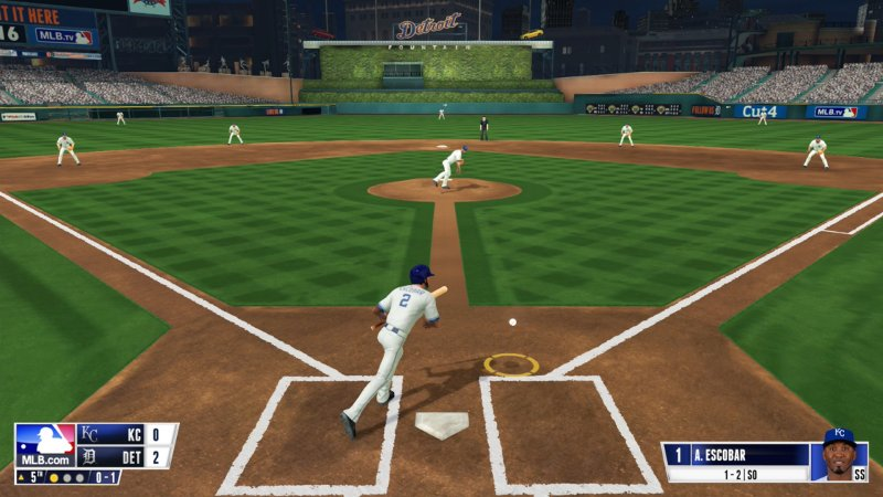 R.B.I.棒球16截图第1张
