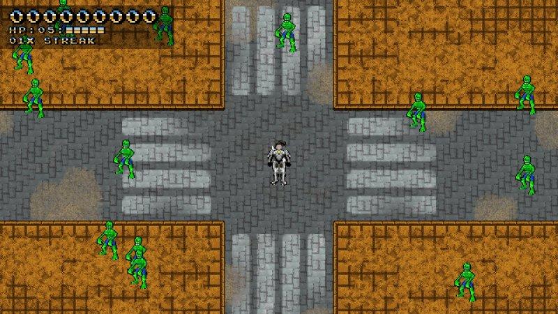 太空机器人僵尸杀手截图第4张