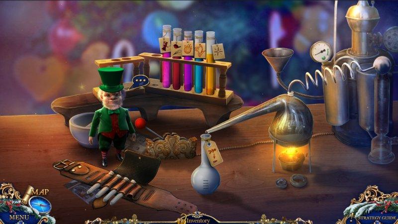 圣诞故事:汉斯克安的玩具士兵截图第3张