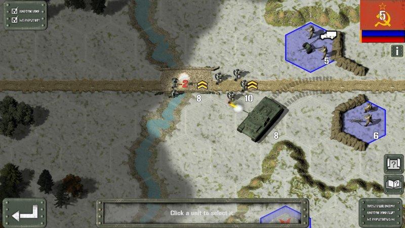 坦克战斗:东线截图第3张
