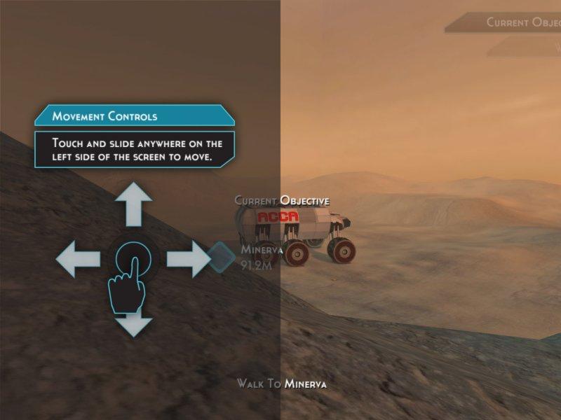 宇航员救援 - 与NASA合作开发截图第1张
