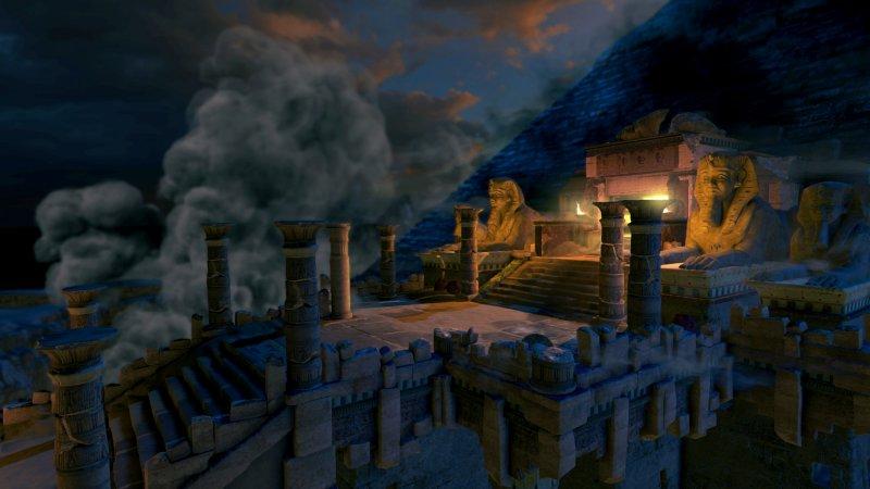 劳拉和奥西里斯神庙截图第4张