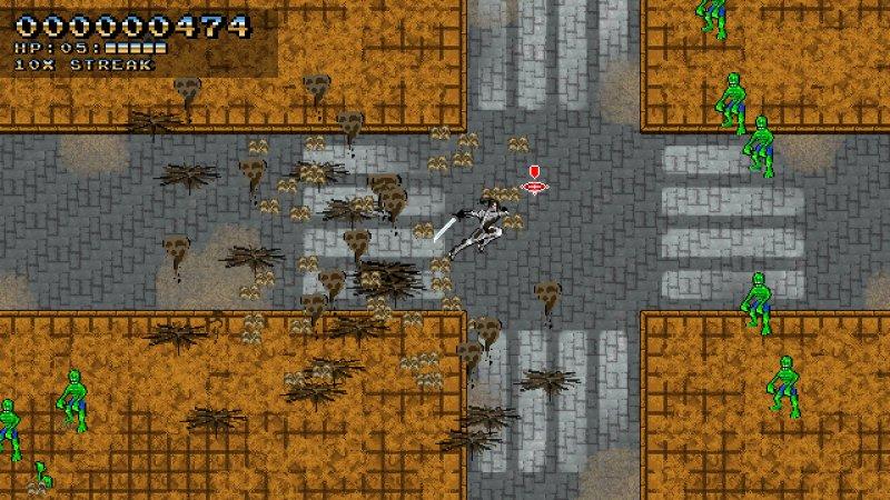 太空机器人僵尸杀手截图第2张