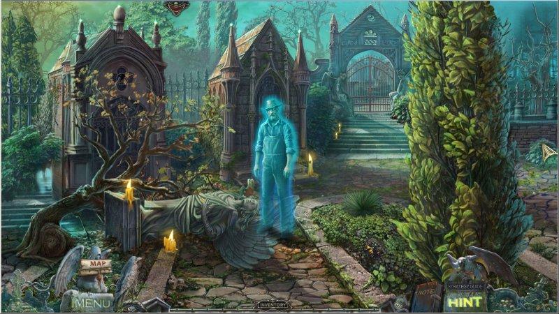 救赎墓园4:失落的救世主截图第2张
