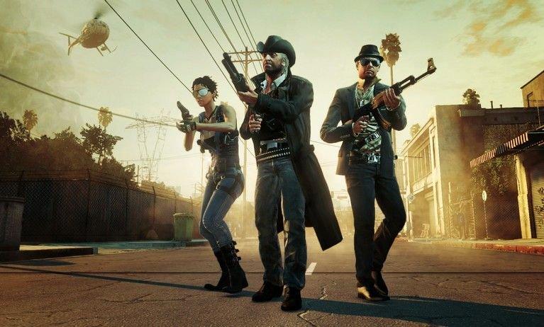 狂野西部:毒枭截图第5张