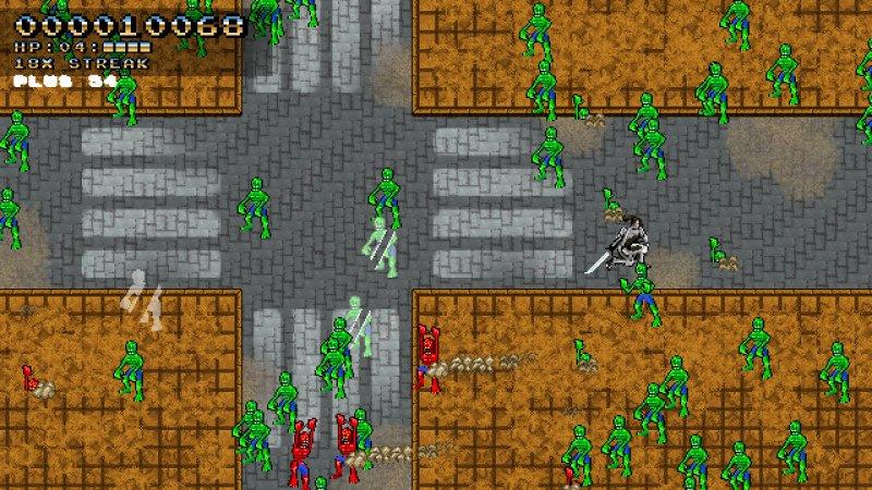 太空机器人僵尸杀手截图第5张