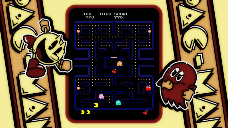 吃豆人 街机游戏系列截图第11张